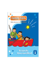 XTB Table Talk Travels Unravelled, Issue 4