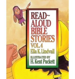 Lindvall Read Aloud Bible Stories Vol 4
