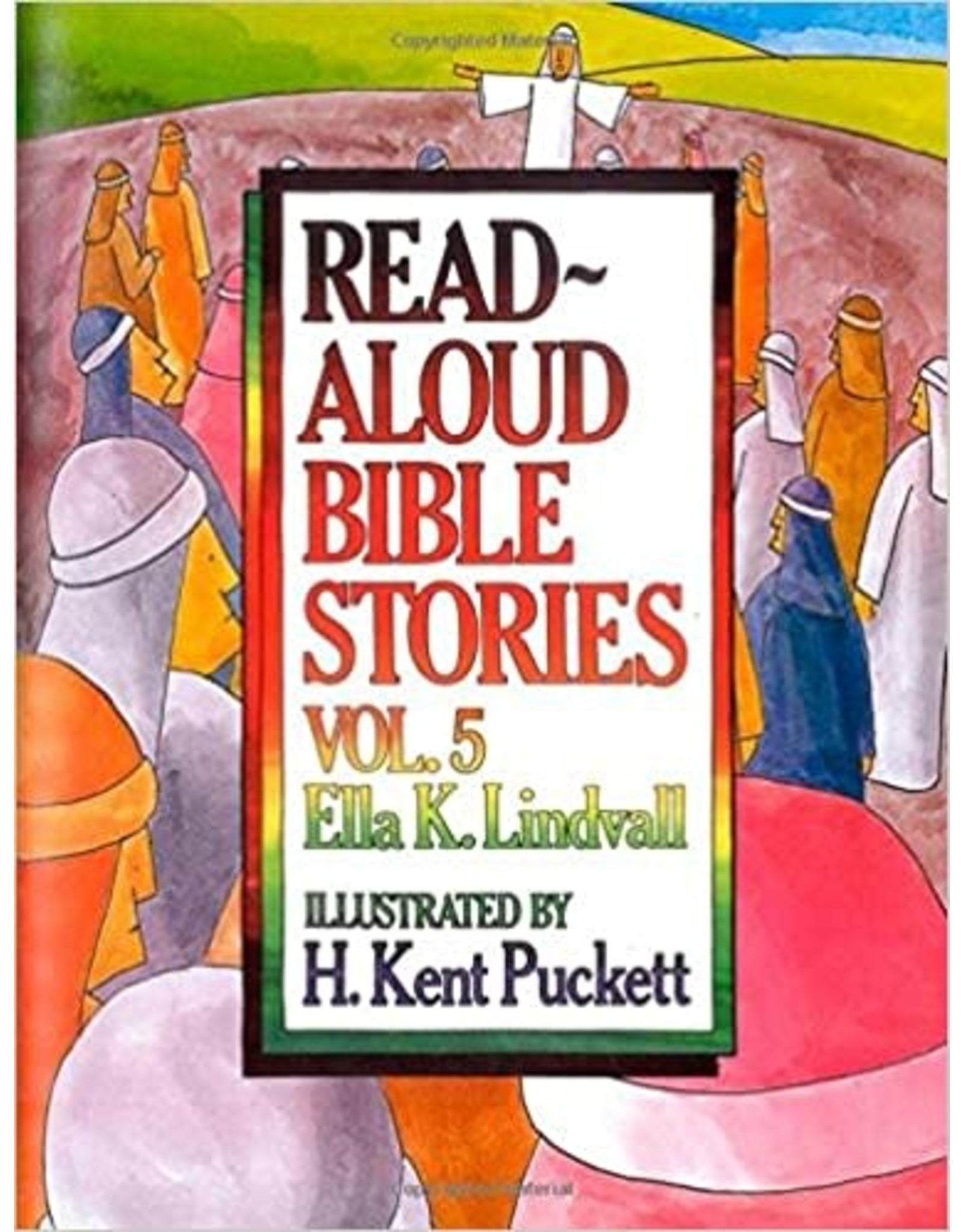 Lindvall Read Aloud Bible Stories Vol 5