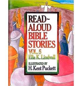 Lindvall Read Aloud Bible Stories Vol 5