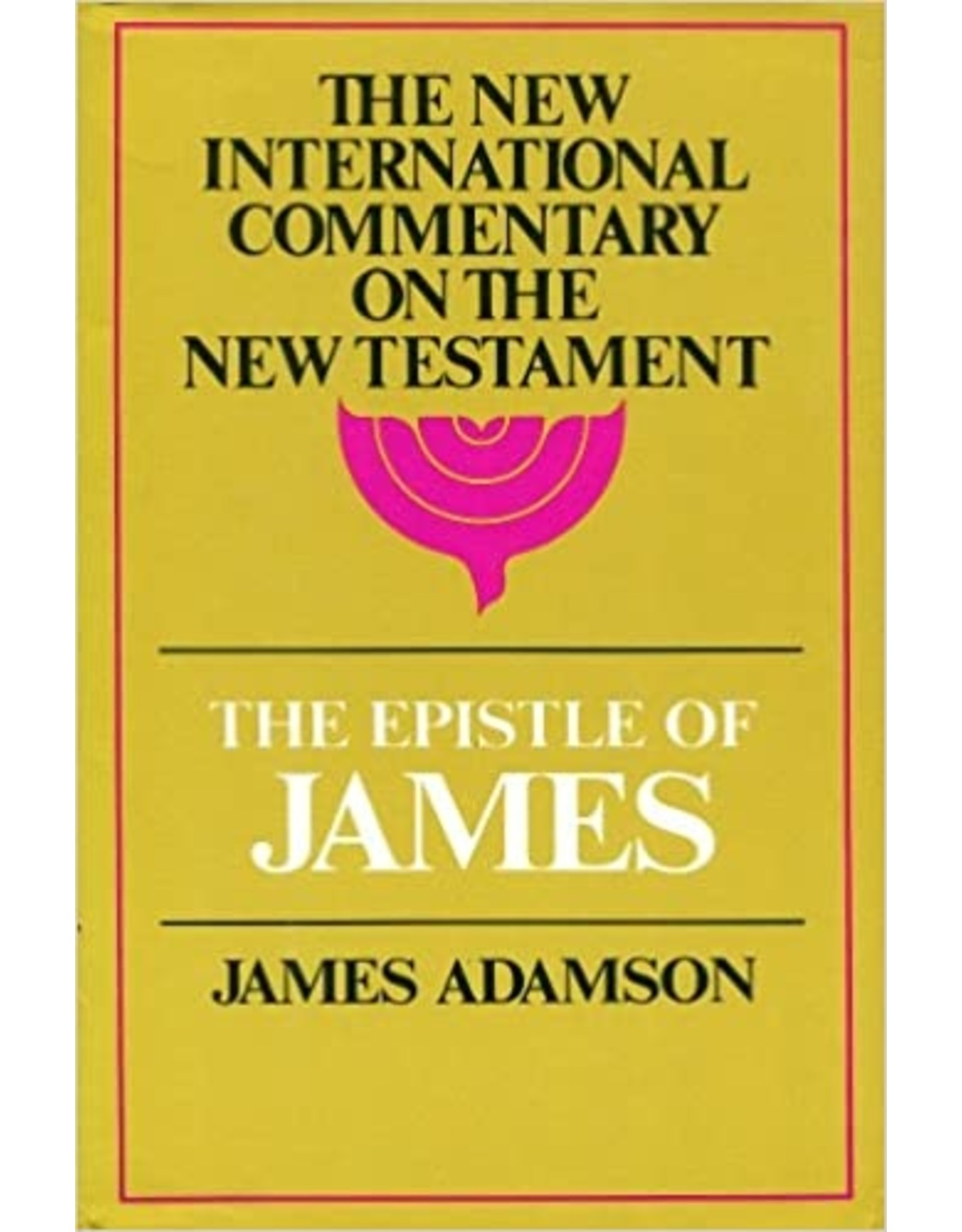 Adamson New International Commentary - James