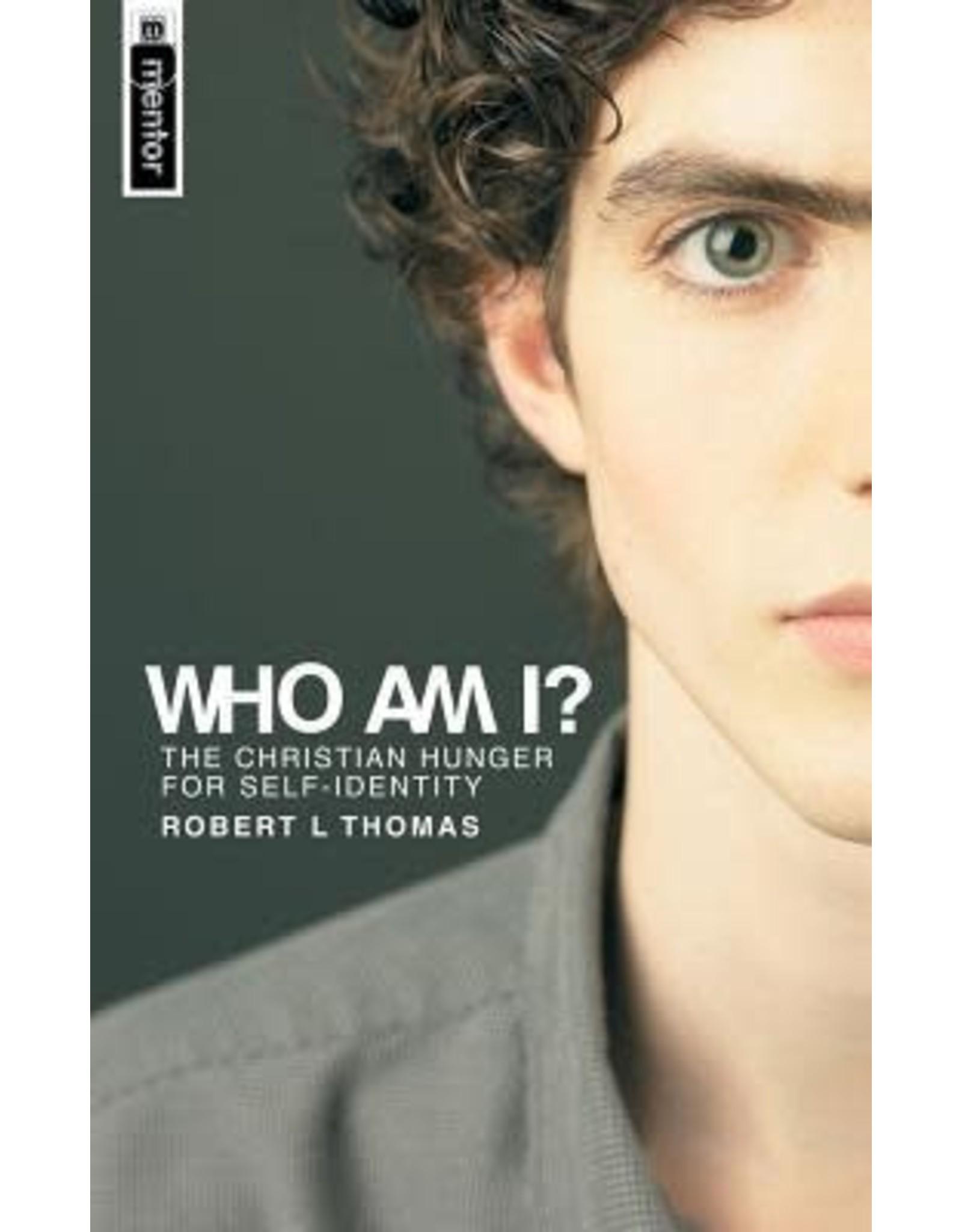 Thomas Who Am I?