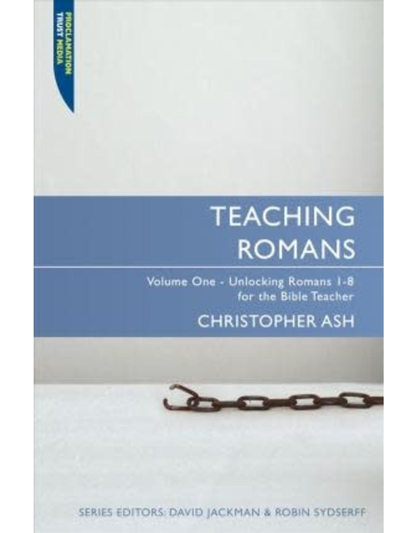 Ash Teaching Romans, Volume One