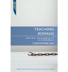 Ash Teaching Romans, Volume One