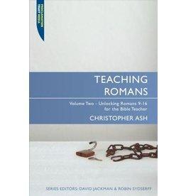 Ash Teaching Romans, Volume Two