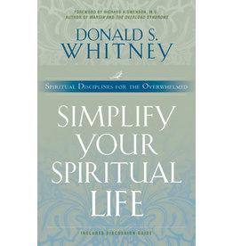 Whitney Simplify your Spiritual Life