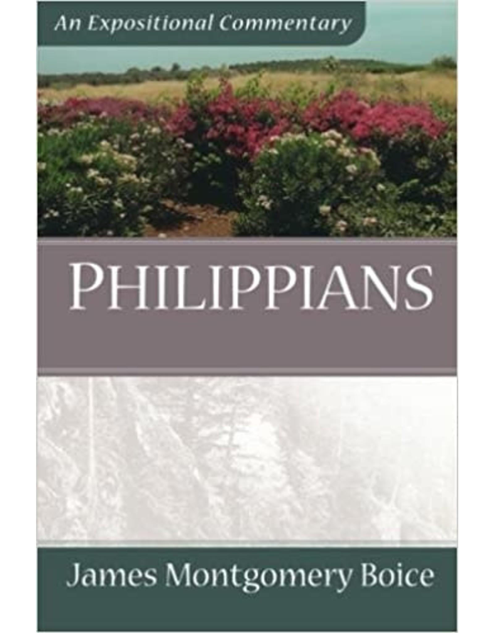 Boice Philippians: An Expositional Commentary