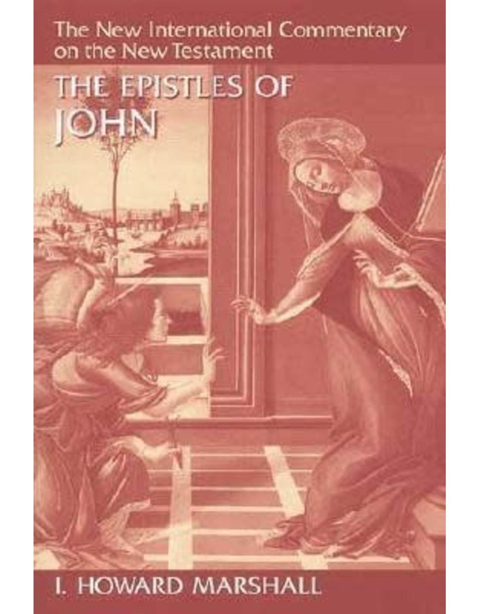Marshall New International Commentary - The Epistles of John