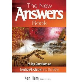 Ham The New Answers Book 1