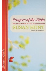Hunt Prayers of the Bible, Leaders Guide