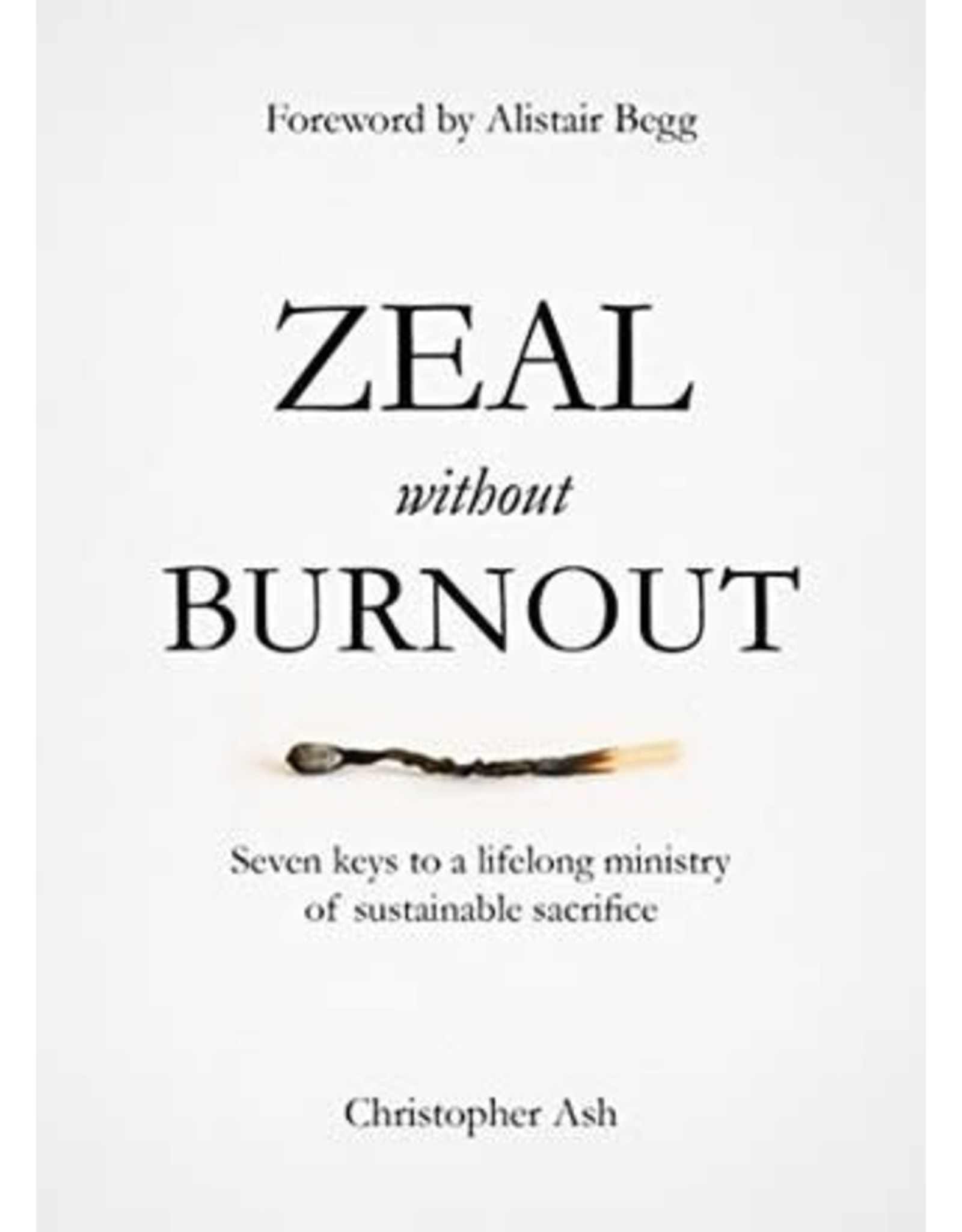 Ash Zeal without Burnout