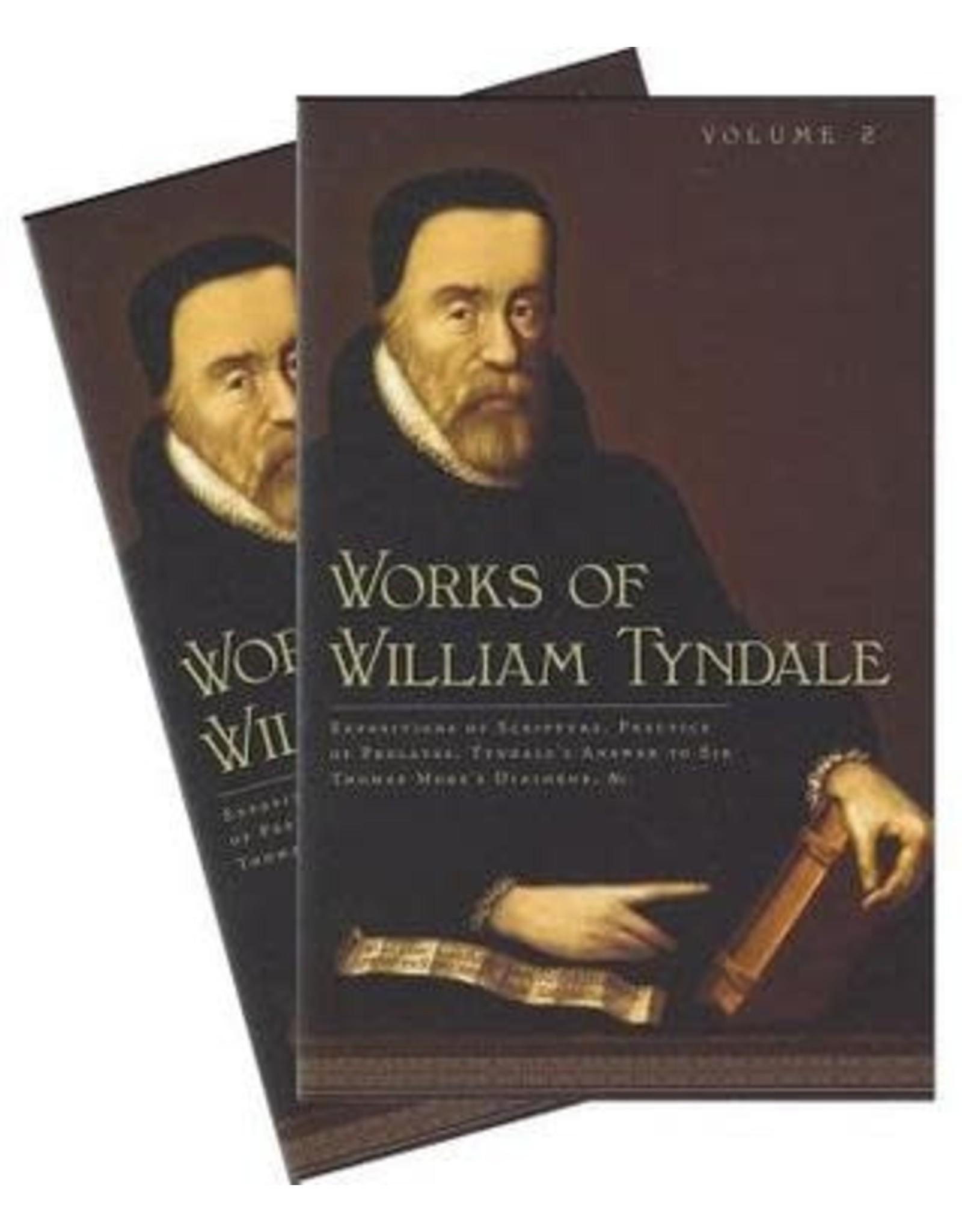 Tyndale Works of William Tyndale - Vol 2