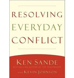 Sande Resolving Everyday Conflict