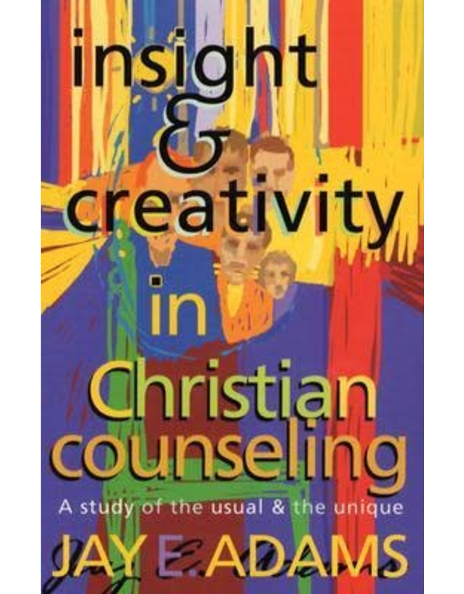 Adams Insight and Creativity in Christian Counselling