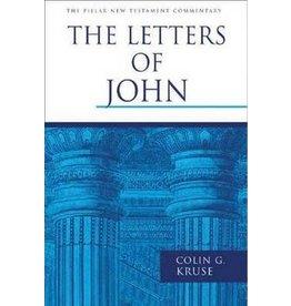 Kruse Pillar Commentary - The Letters of John