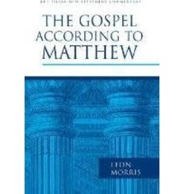 Morris Pillar Commentary - The Gospel According to Matthew