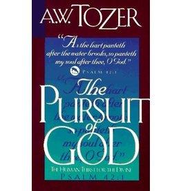 Tozer The Pursuit of God