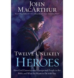 MacArthur Twelve Unlikely Heroes