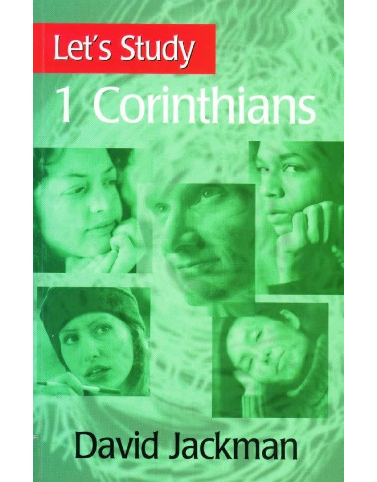 Jackman Let's Study 1 Corinthians