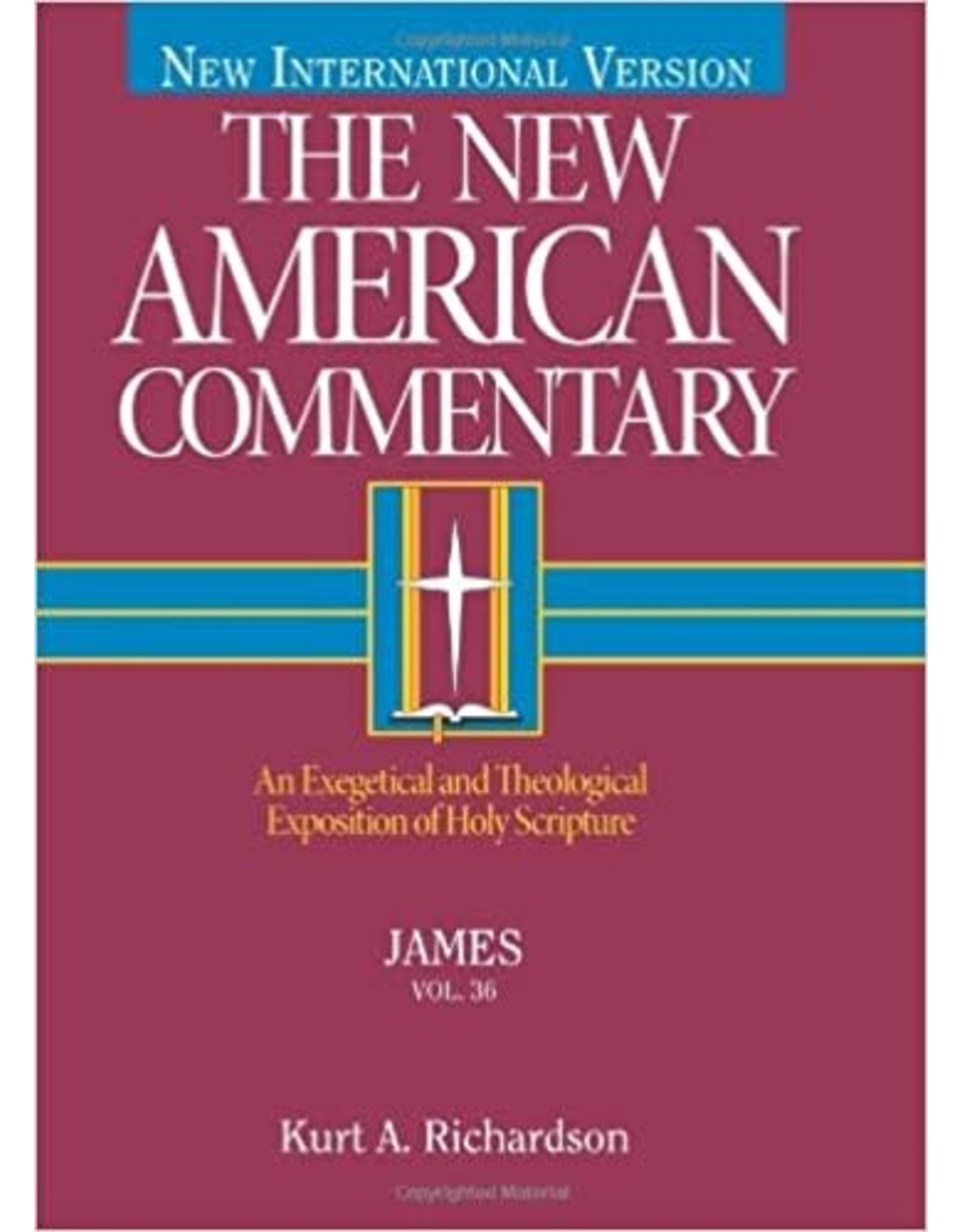 Richardson New American Commentary - James