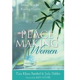 Barthel Peacemaking Women