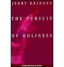 Bridges Pursuit of Holiness Study Guide