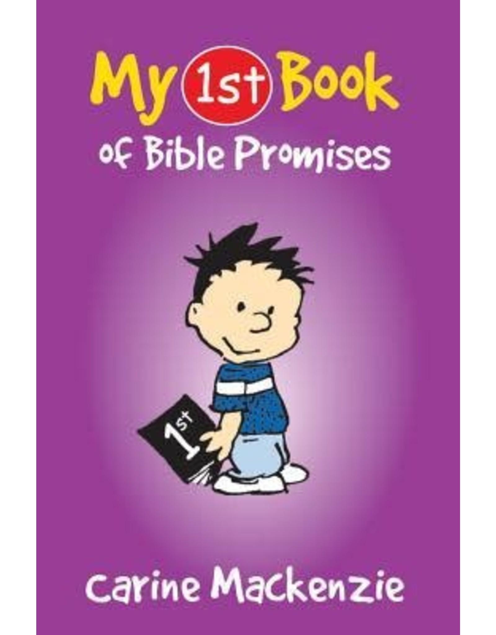 MacKenzie My 1st Book of Bible Promises