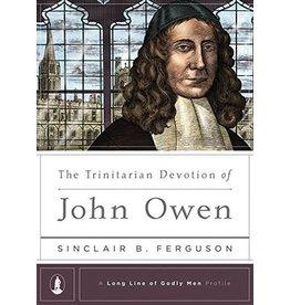 Ferguson The Trinitarian Devotion of John Owen