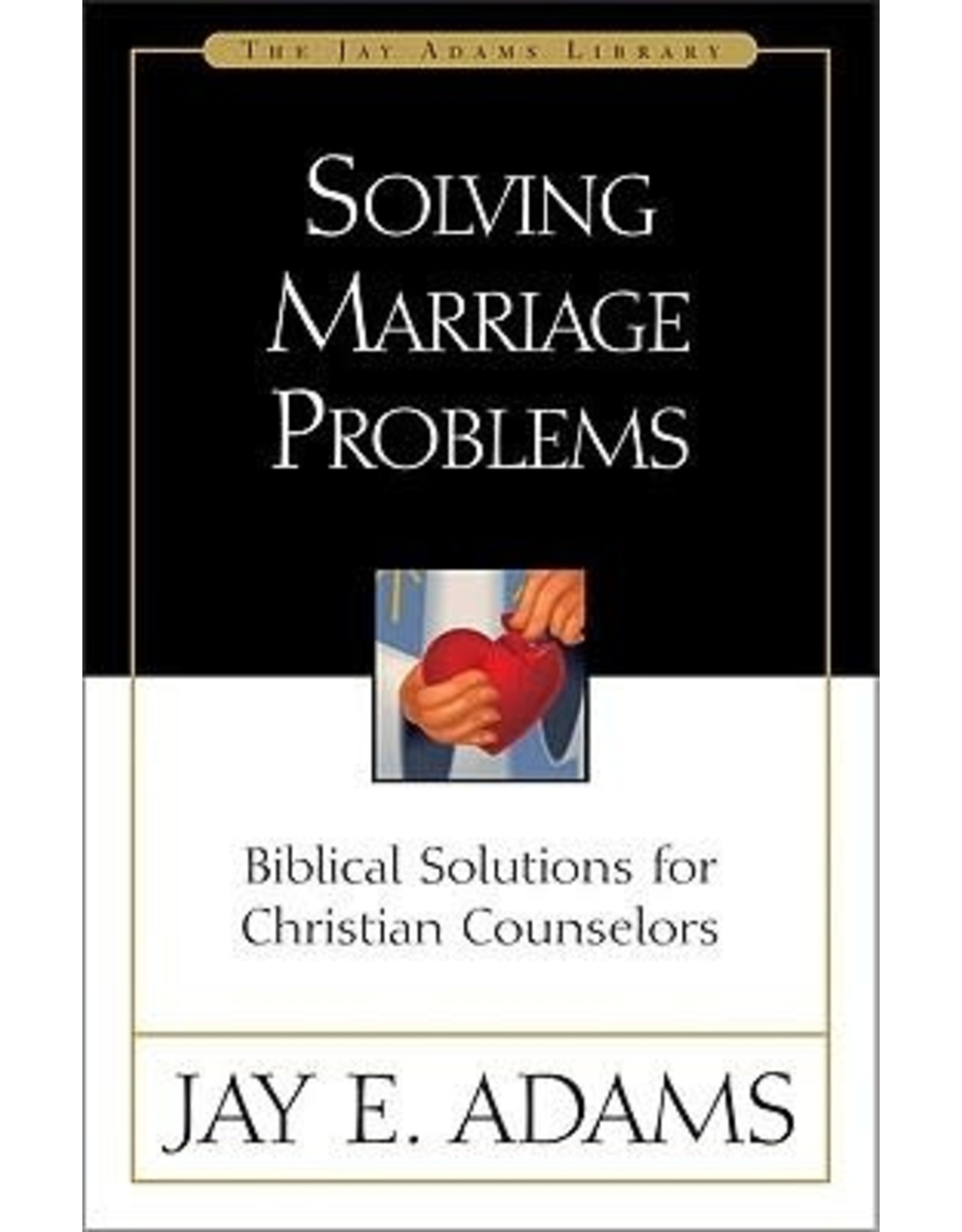 Adams Solving Marriage Problems