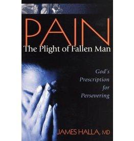 Halla Pain the Plight of Fallen Man