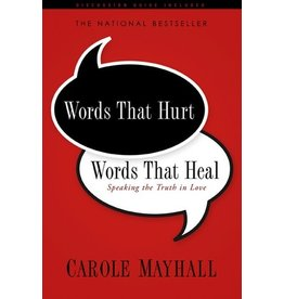 Mayhall Words that Hurt Words that Heal