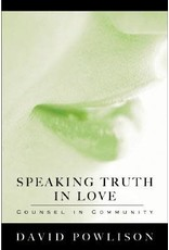 Powlison Speaking Truth In Love