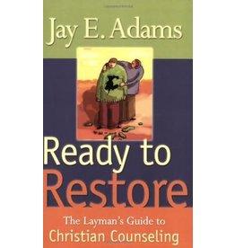 Adams Ready to Restore