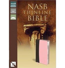 NASB Thinline Chocolate/Pink Leathersoft