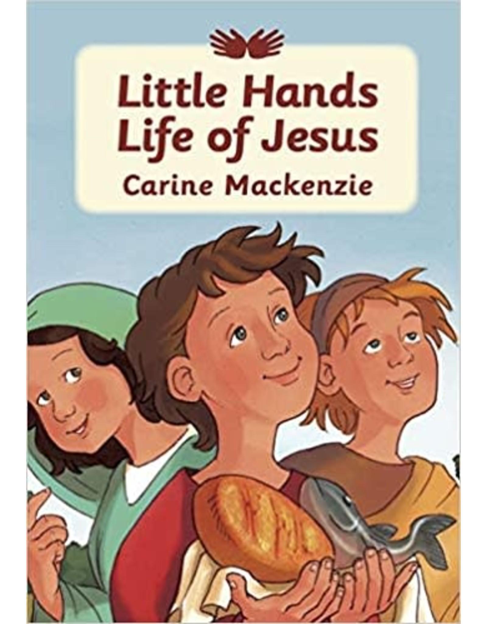 MacKenzie Little Hands Life of Jesus