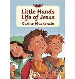 MacKenzie Little Hands Life of Jesus