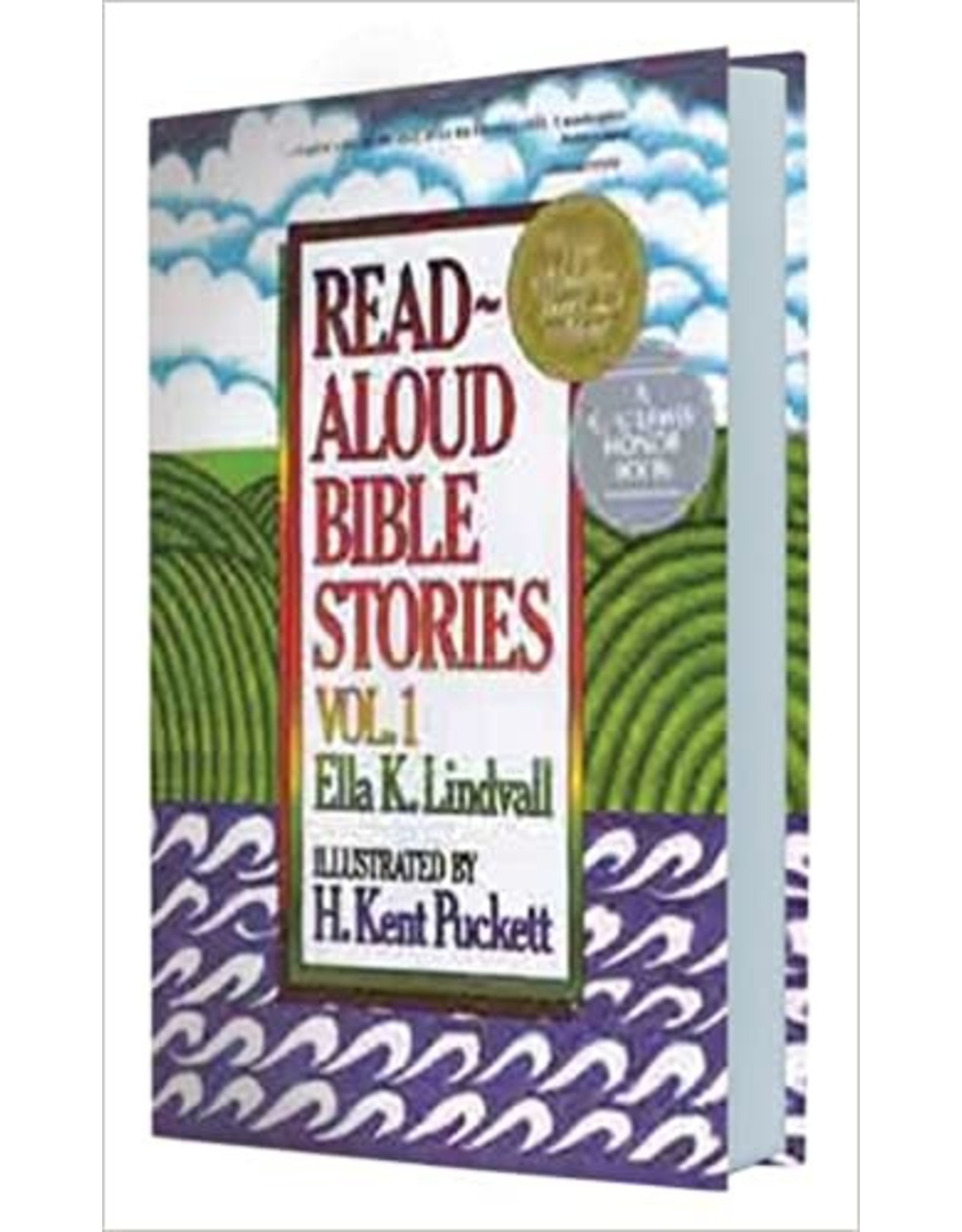 Lindvall Read Aloud Bible Stories Vol 1