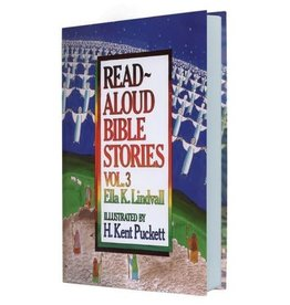 Lindvall Read Aloud Bible Stories Vol 3