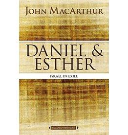 MacArthur MacArthur Bible Study Daniel and Esther