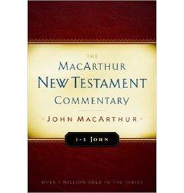 MacArthur MacArthur Commentary - 1,2,3 John
