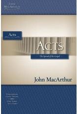 MacArthur Acts: The Spread of the Gospel (MacArthur Bible Studies)