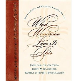 Music What Wondrous Love Is This: Hymns to Remember His Love