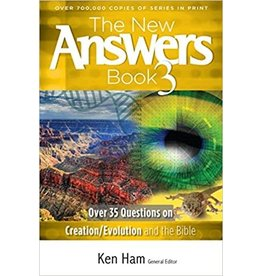 Ham The New Answers Book 3