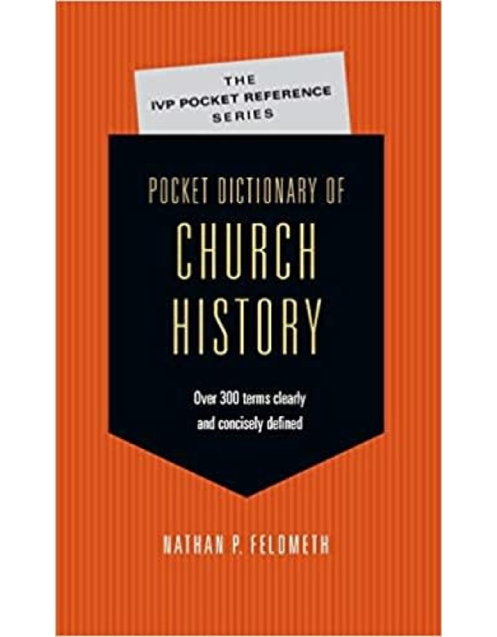 Feldmeth Pocket Dictionary Of Church History