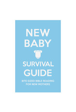 Martin/Smart New Baby Survival Guide Blue