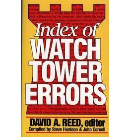 Reed Index of Watchtowers Errors