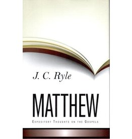 Ryle Matthew - Expository Thoughts on the Gospels
