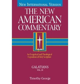 George New American Commentary - Galatians