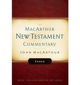 MacArthur MacArthur Commentary Index
