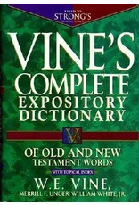 Vine Vines Complete Expository Dictionary